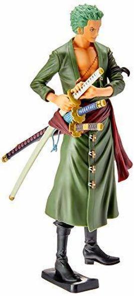 Banpresto Banpresto Grandista One Piece Roronoa Zoro Figure