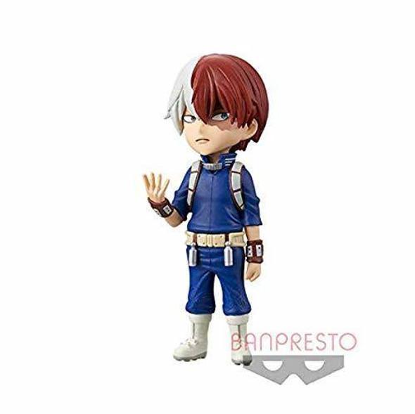 Banpresto Banpresto My Hero Academia World Collectibles WCF vol 1 Shoto Todoroki Figure