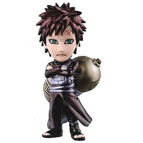Banpresto Banpresto Naruto Shiipudden World Collectibles WCF Gaara Metallic Figure