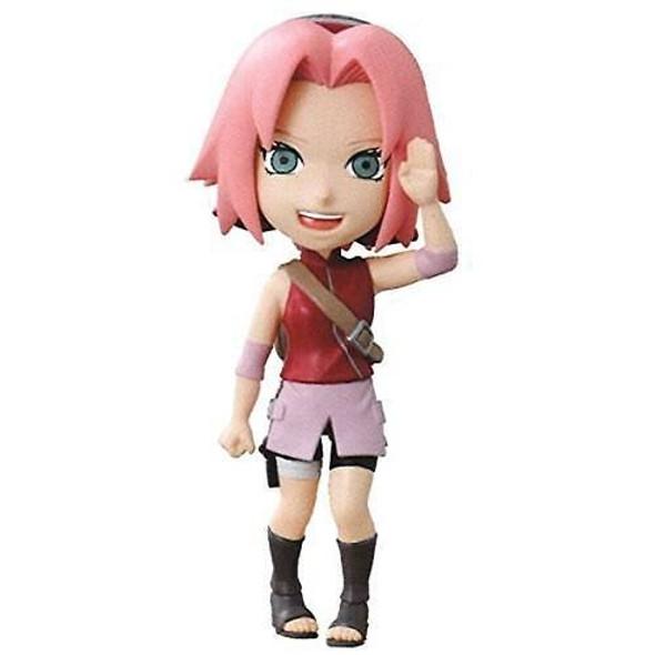 Banpresto Banpresto Naruto Shiipudden World Collectibles WCF Haruno Sakura Figure