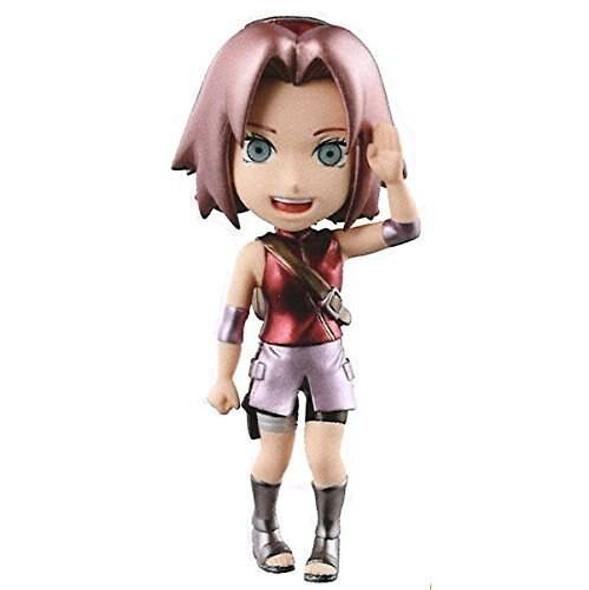 Banpresto Banpresto Naruto Shiipudden World Collectibles WCF Haruno Sakura Metallic Figure