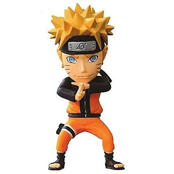 Banpresto Banpresto Naruto Shiipudden World Collectibles WCF Naruto Uzumaki Figure