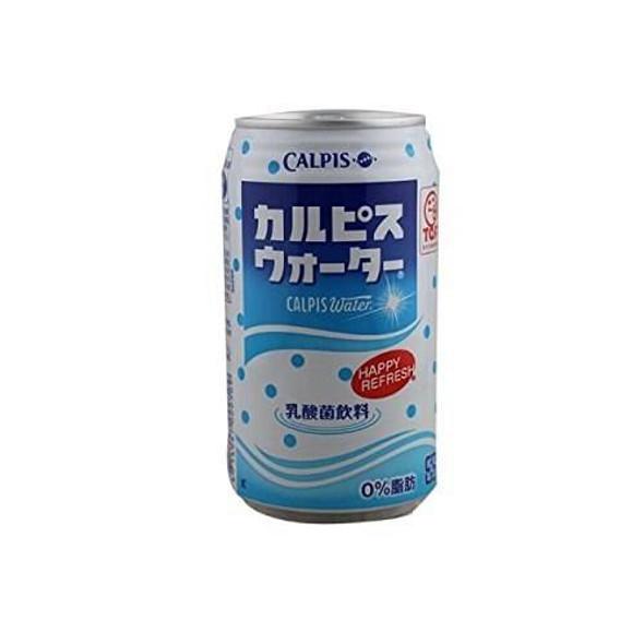 Calpis Calpis Calpico Water 330ml Soft Drink Can Original