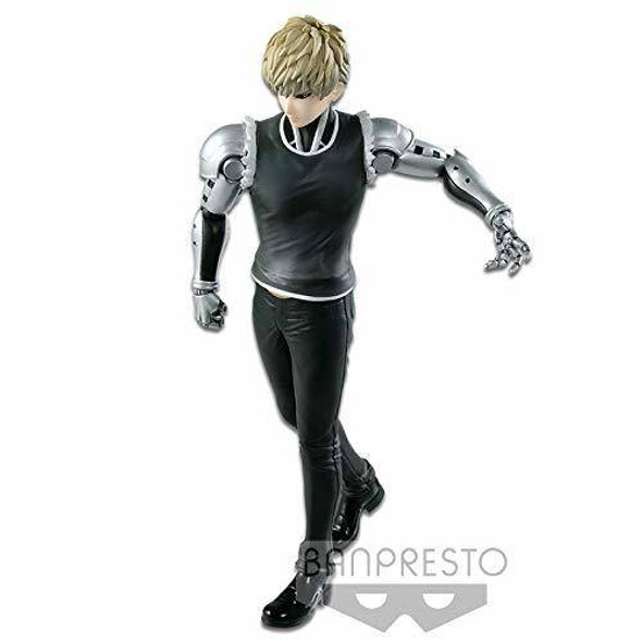 Banpresto Banpresto One Punch Man Genos DXF Figure