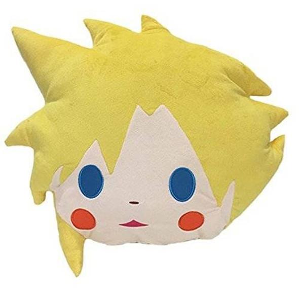 Taito Taito Final Fantasy All Stars Cloud Face Cushion Soft Plush 40cm