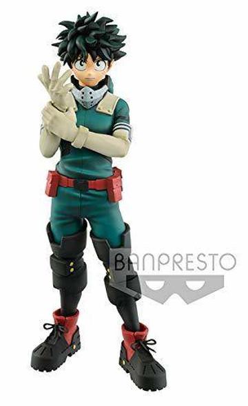 Banpresto Banpresto My Hero Academia Age of Heroes Izuka Midoriya Deku Figure