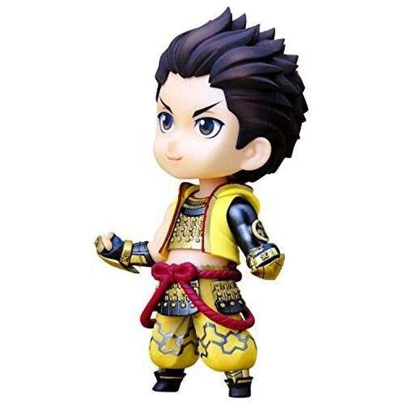 Capcom Chara Forme Sengoku Basara 4 Tokugawa Leyasu Figure
