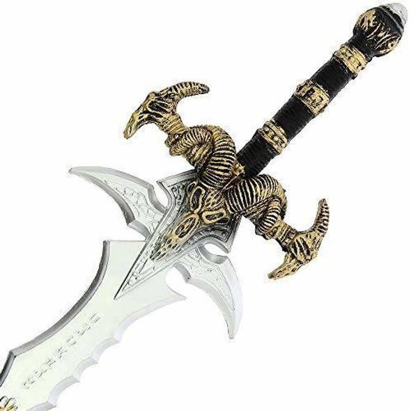 EA-SWORD World OF Warcraft WoW Frostmourne Cosplay Foam Sword 100cm
