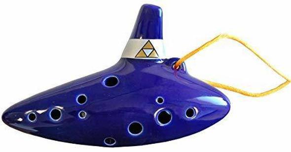 EA-COS Legend Of Zelda Ocarina Of Time Flute Replica