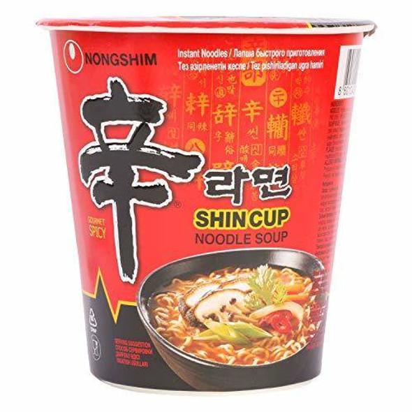 Nong Shim Nongshim Shin Ramyun Cup 68g