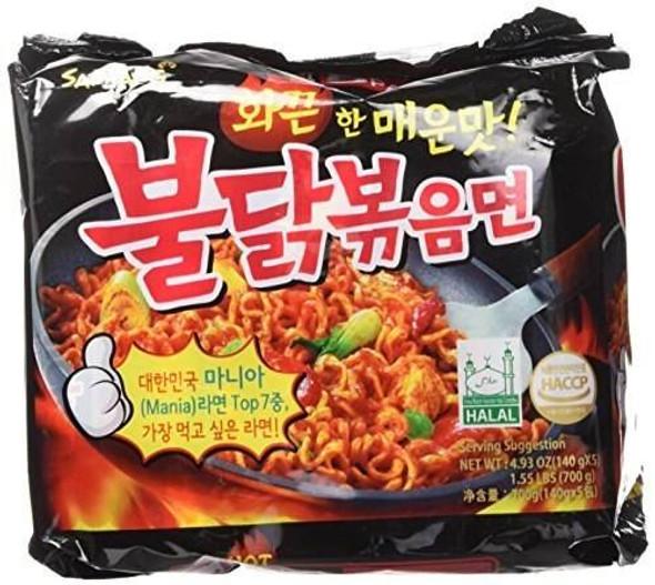 Samyang Samyang Hot Chicken Instant Ramen Noodle