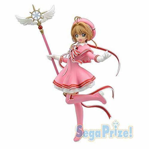 SEGA SEGA SPM Cardcaptor Sakura Sakura Kinomoto Figure