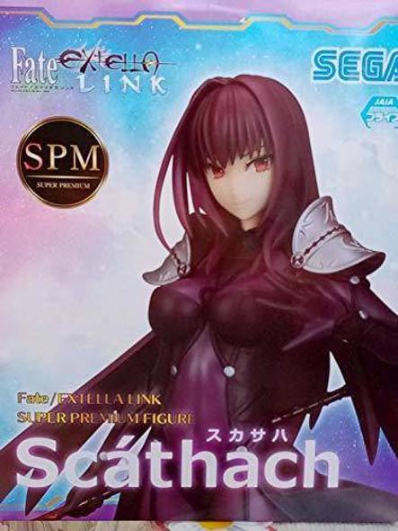 SEGA SEGA SPM Fate/Extella Link Scathach Lancer Super Premium Figure