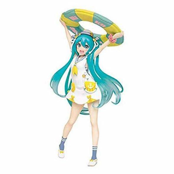 Taito Taito Vocaloid Hatsune Miku original Summer ver Renewal Figure