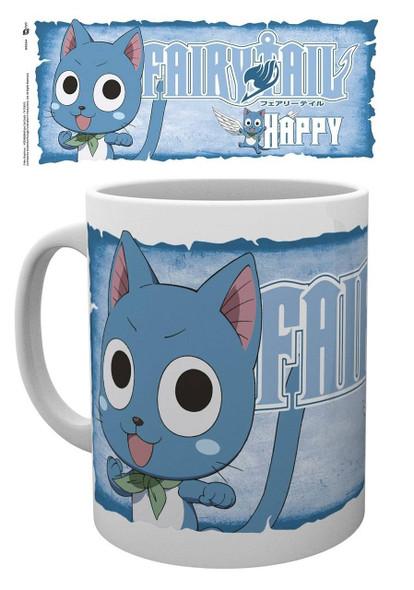 GB Eye Officially Licensed Fairy Tail Happy 280ml Mug