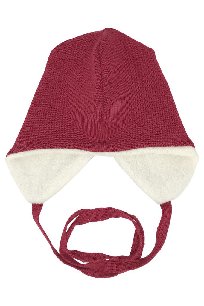 Reiff -Kids Winter Hat With, Organic Merino Wool Cotton, Newborn – 10 Years