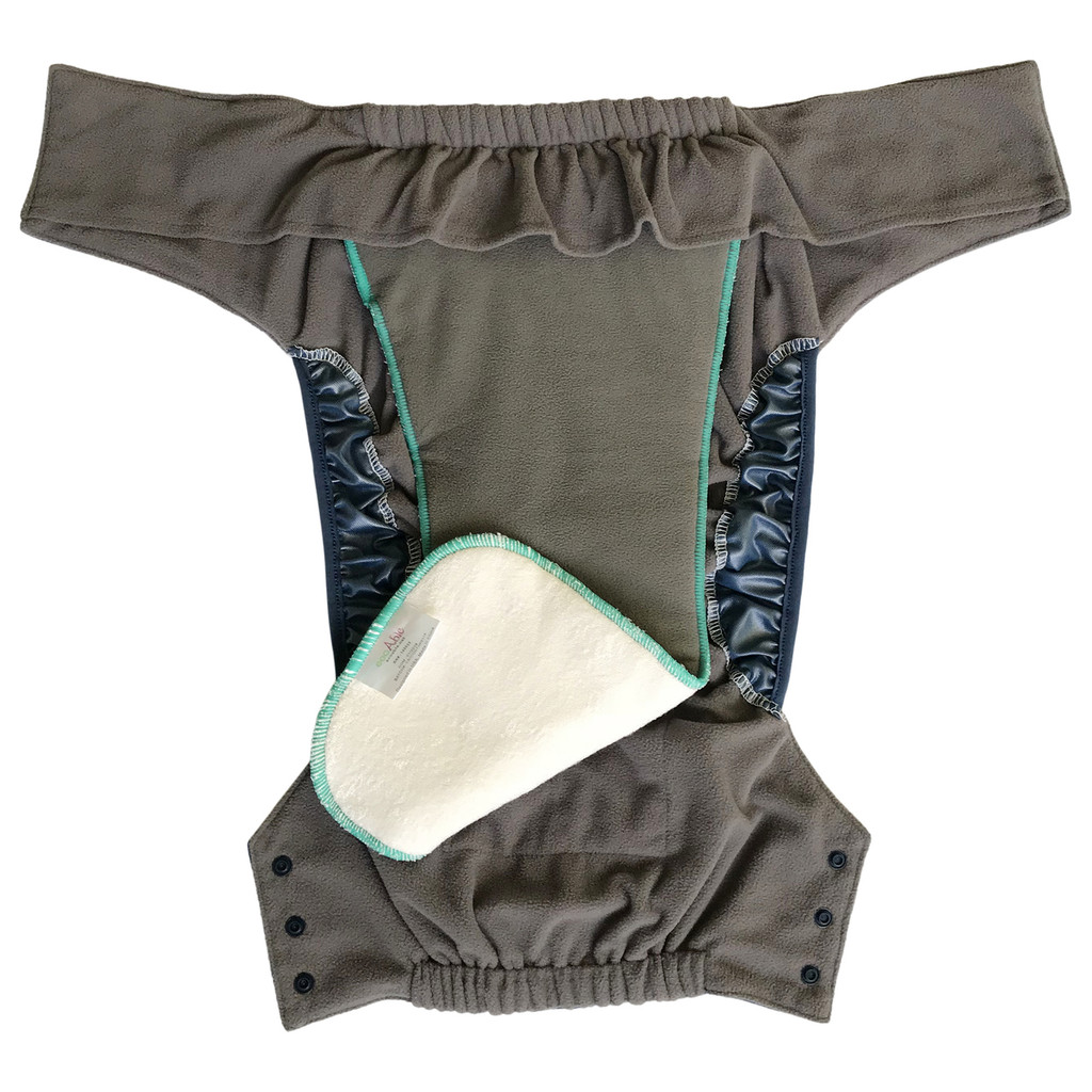 Pull Ups Cloth Diaper with Insert – Special Needs Briefs for Big Kids, Teens and Adults