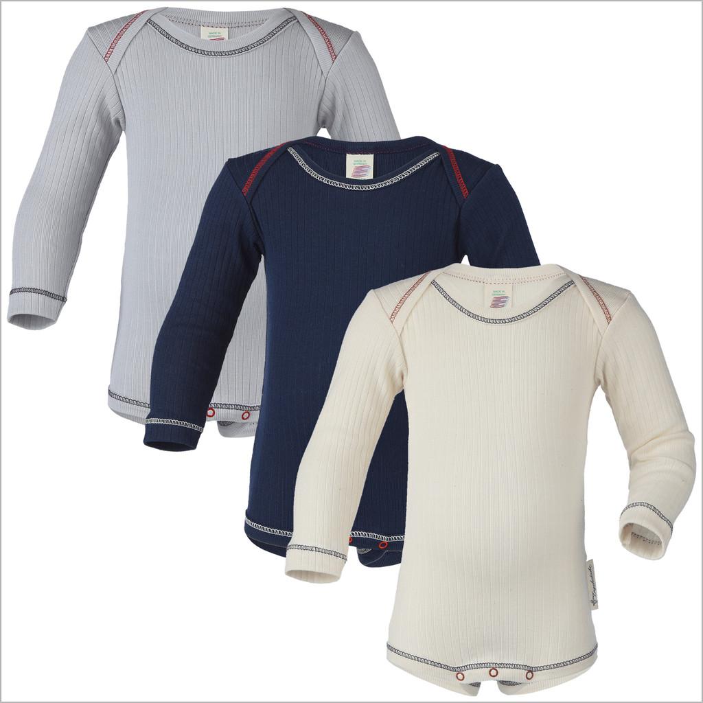 Engel - Essential Baby Onesie Bodysuit with, 100% Organic Cotton