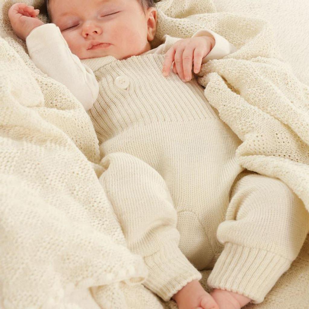 DISANA - Baby and Toddler Knitted Pants, Newborn - 3 Years, 100% Organic Merino Wool