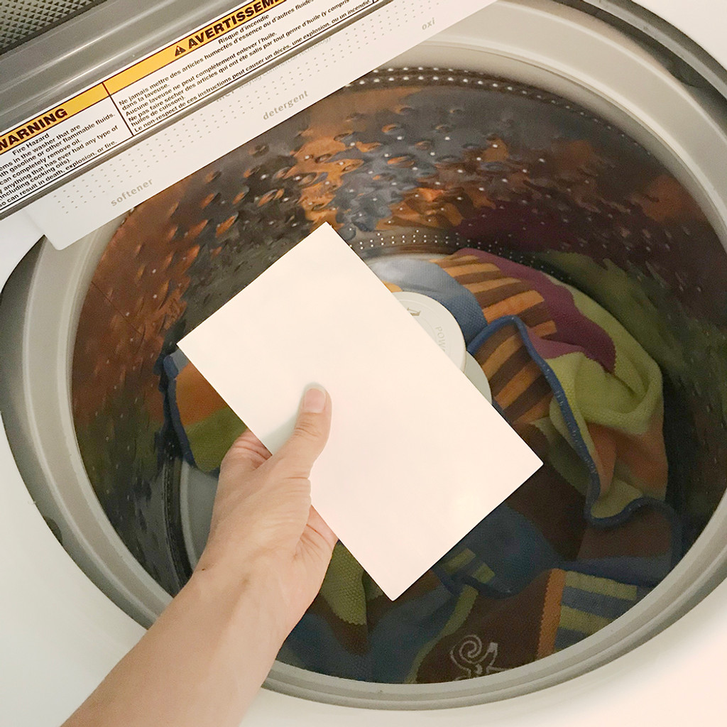 ECOABLE - Eco Friendly Laundry Detergent Sheets for Standard and HE Washing Machines