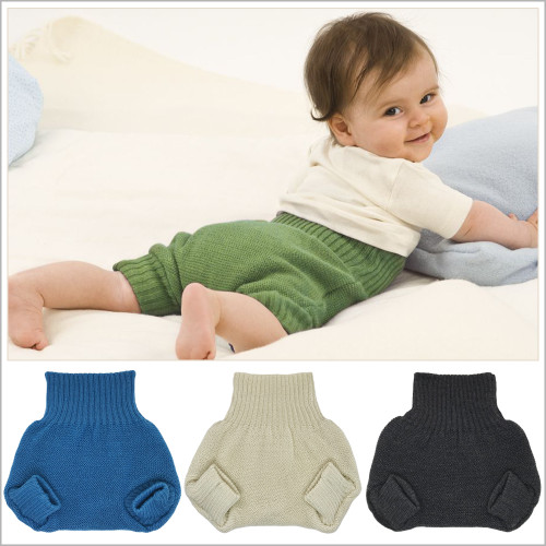 Disana - Wool Cover for Cloth Diapers, 100% Merino Wool Double Knit