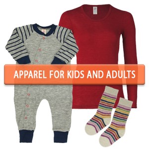 Thermal Clothes for Kids and Adults