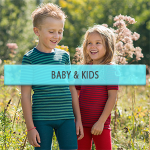 Baby and Kids Eco Friendly Clothes