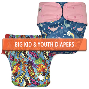 Special Needs Kids Cloth Diapers