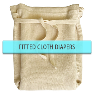Baby Fitted Cloth Diapers