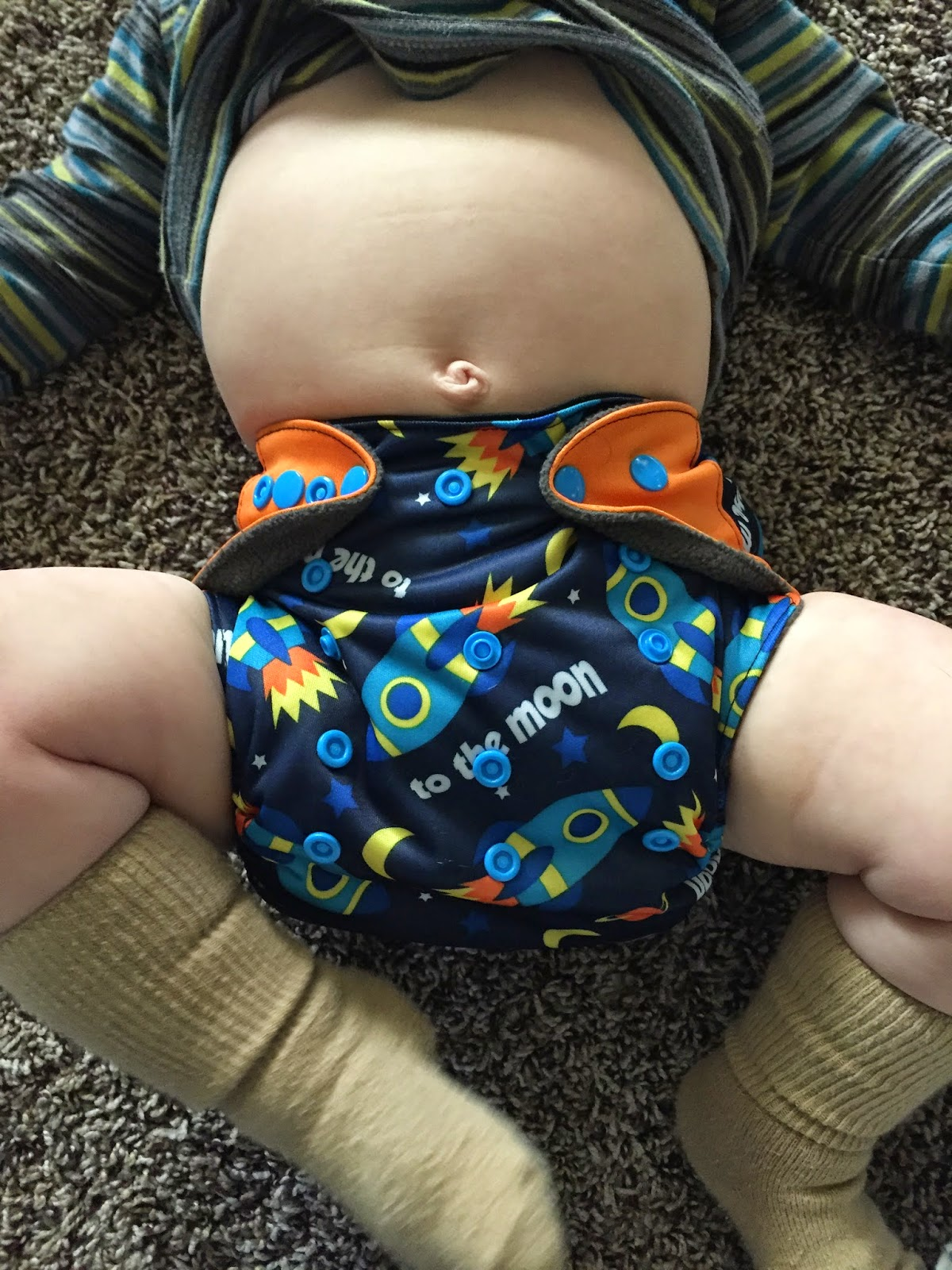 ecoAble ai2 cloth diaper review