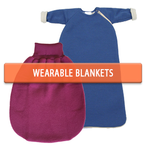 Baby Wool Wearable Blankets