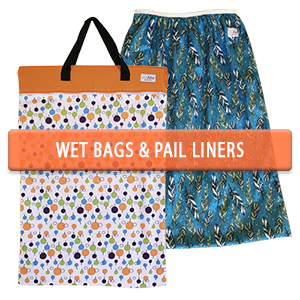 Reusable Pail Liners and Large Wet Dry Bags