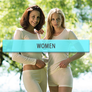 Merino Wool and Silk Clothes for Women