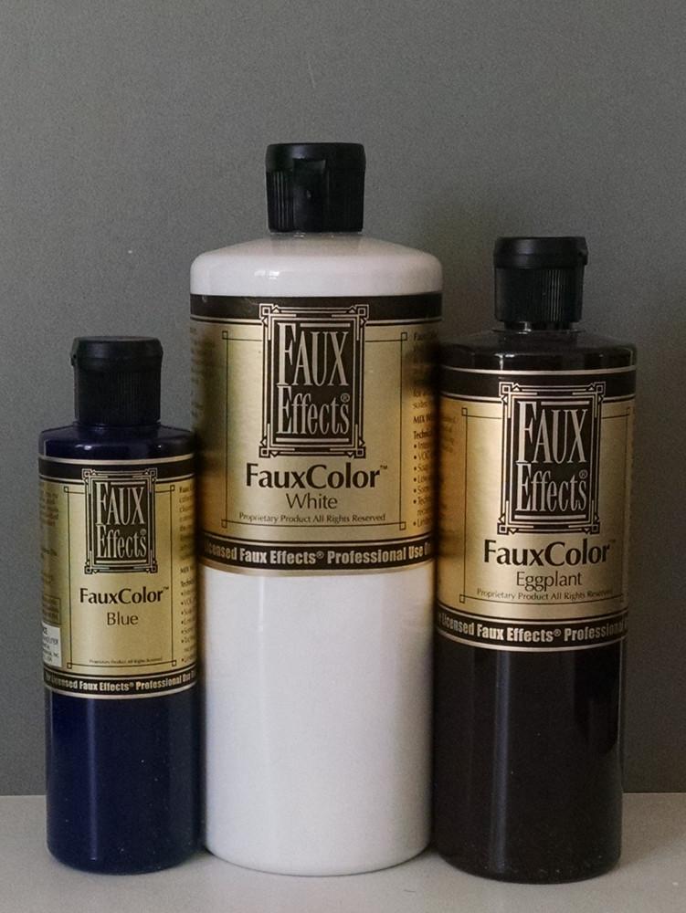 FauxColor White Quart