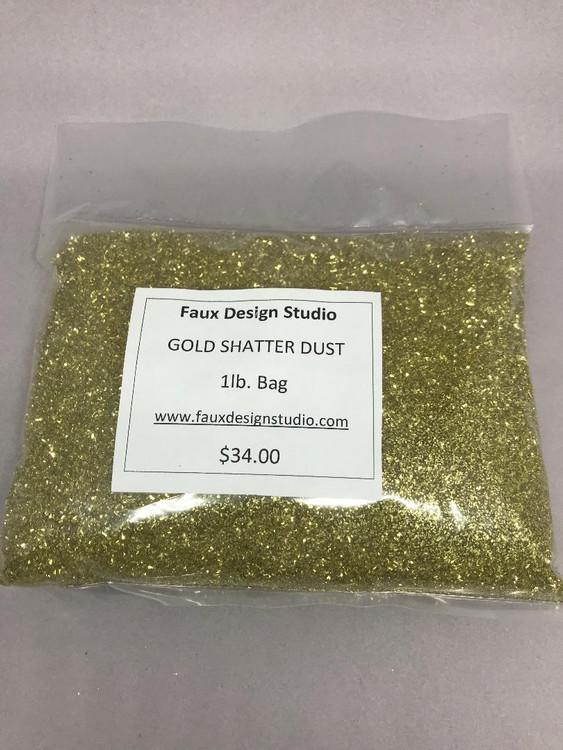 Gold Shatter Dust