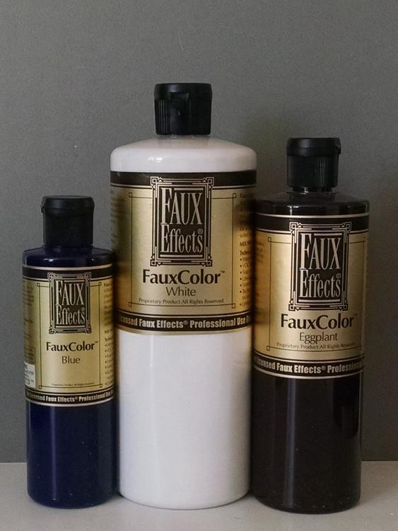 FauxColor Blue Quart