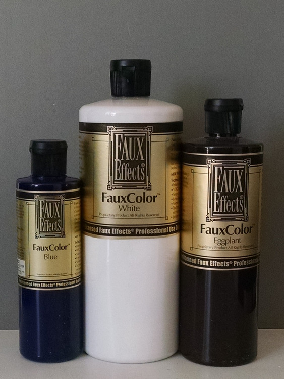 FauxColor French Red  Quart