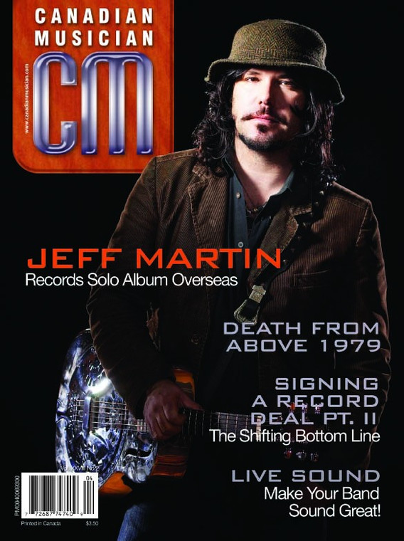 Canadian Musician - March/April 2006