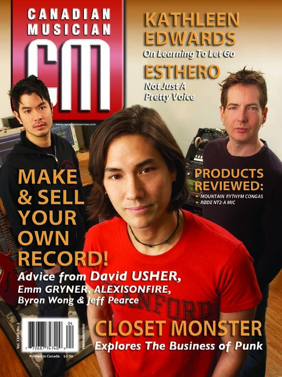 Canadian Musician - March/April 2005