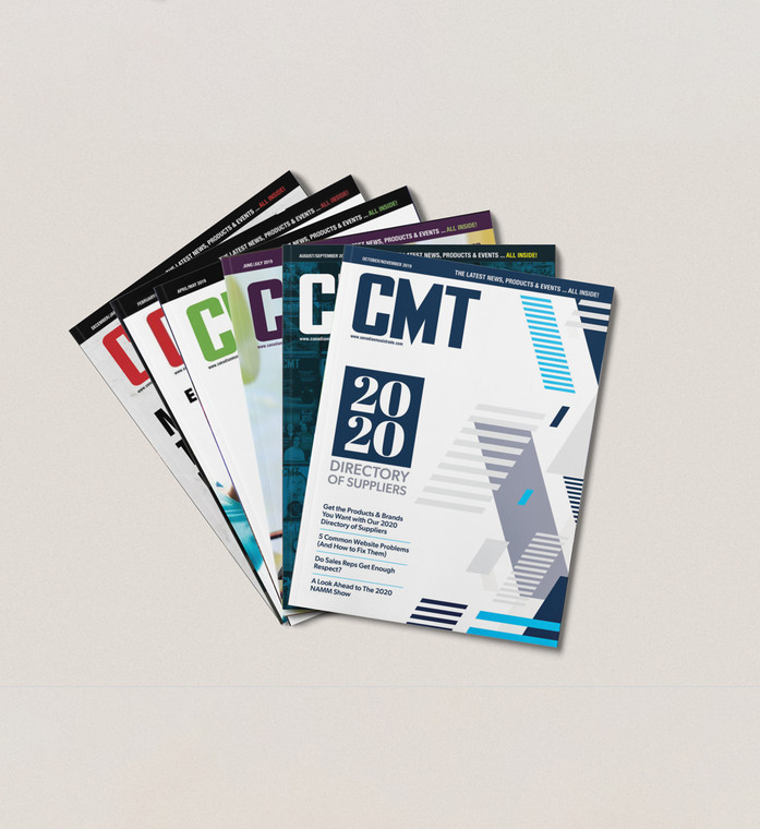 Canadian Music Trade - 1 Year Subscription (New)