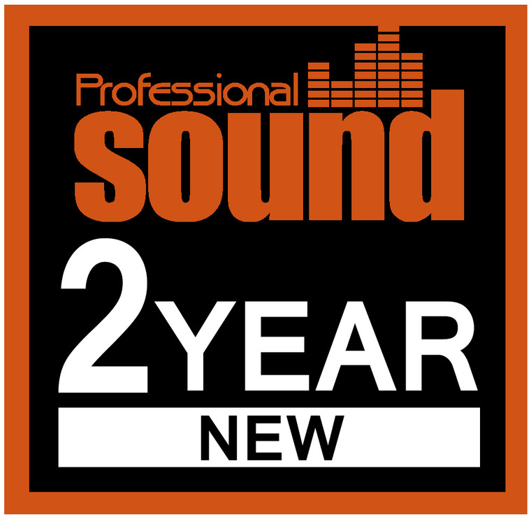 Professional Sound - 2 Year Subscription