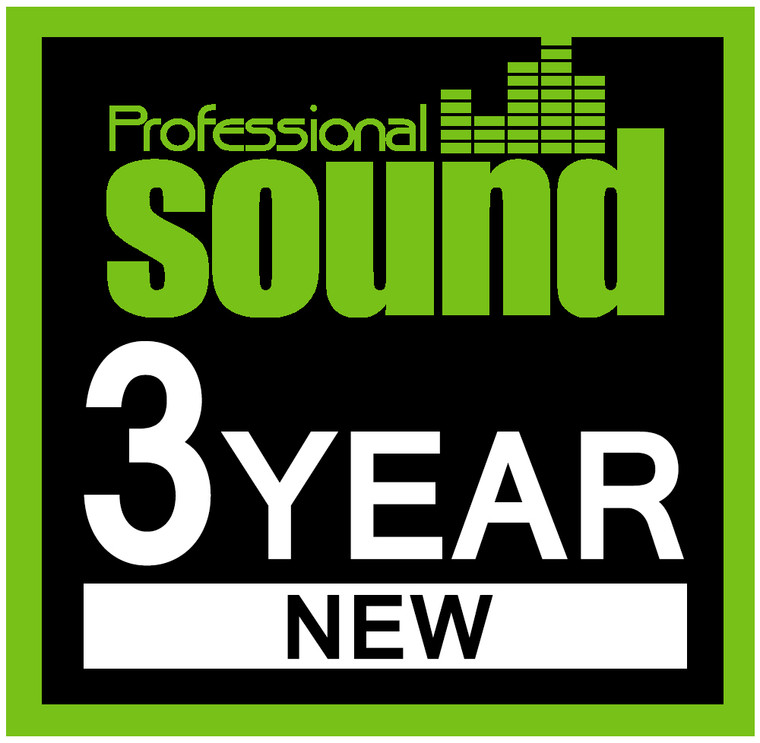 Professional Sound - 3 Year Subscription