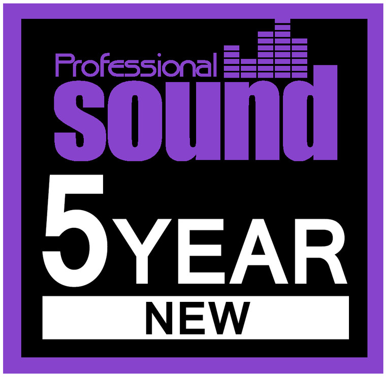 Professional Sound - 5 Year Subscription
