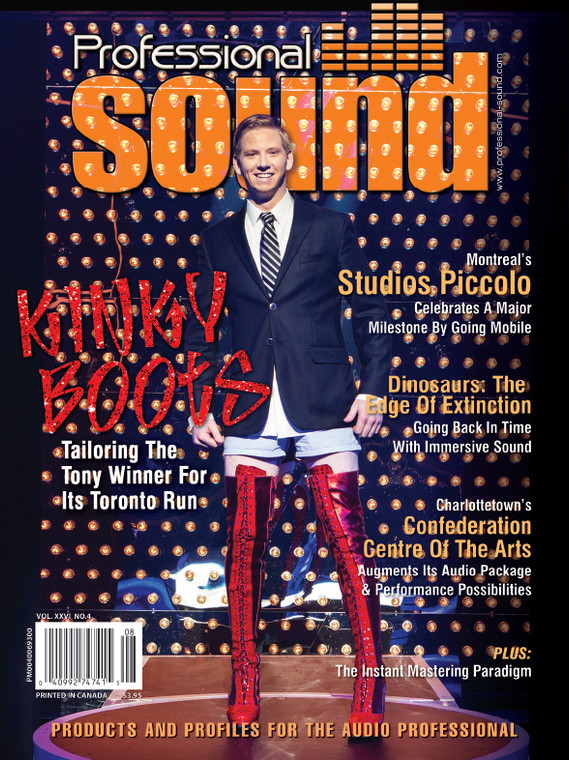 Professional Sound - August 2015