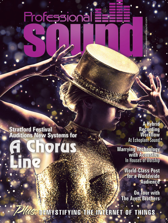 Professional Sound - August 2016