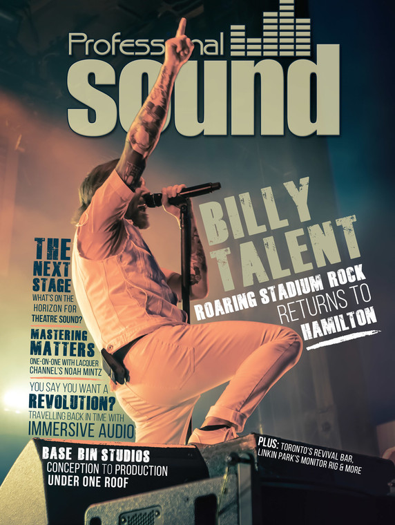 Professional Sound - August 2017