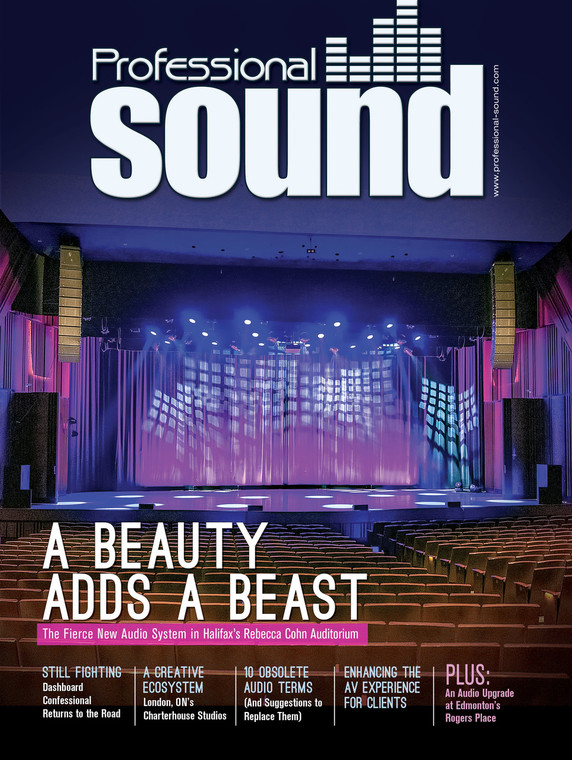 Professional Sound - June 2018