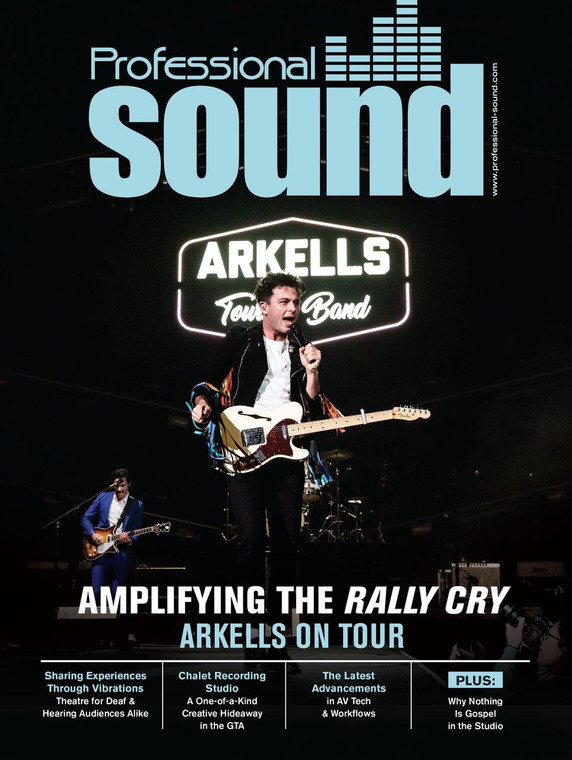 Professional Sound - April 2019