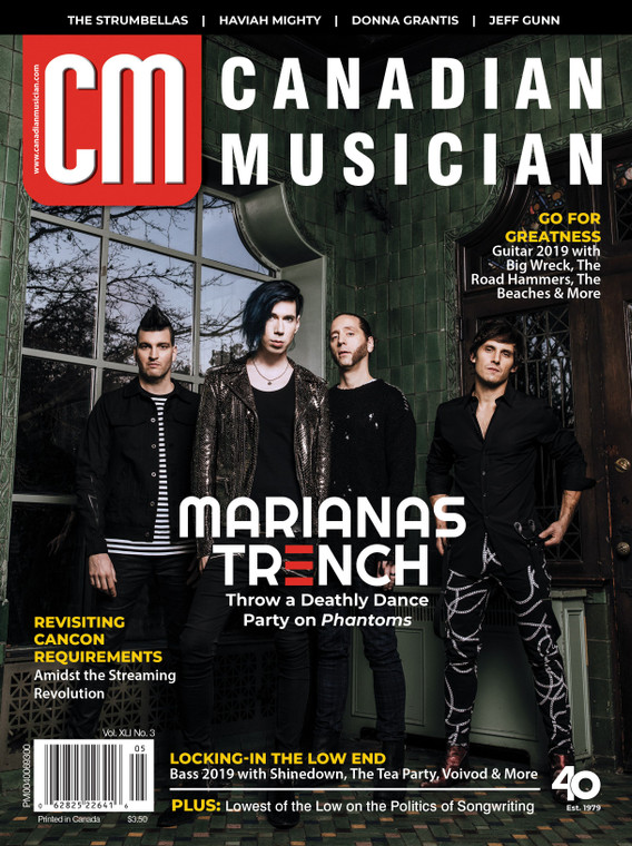 Canadian Musician - May/June 2019
