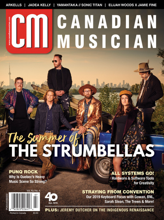 Canadian Musician - July/August 2019